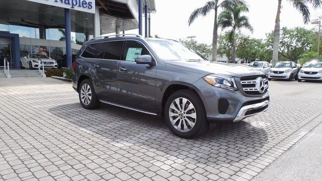 2018 mercedes benz gls 450 4matic naples fl for Mercedes benz of naples inventory