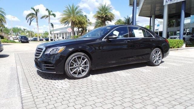 2018 mercedes benz s 450 4matic naples fl