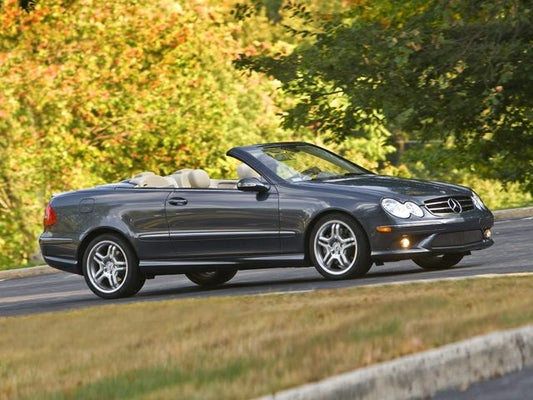 2008 Mercedes Benz Clk 550 Base In Naples Fl